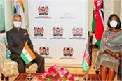 jaishankar holds talks with kenya s foreign minister rachel omamo