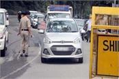 5 thousand vehicles entered shimla city from shoghi barrier in 36 hours