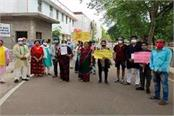 campaign to save the forests of buxwaha