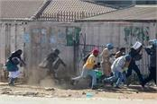 violence and looting attacks on indians in south africa