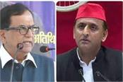 satish chandra told akhilesh that bsp s hanger said sp did a lot of