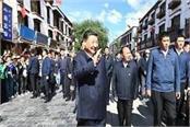 xi jinping visiting tibet is a threat to india us congressman