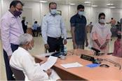 nitish listened to 106 applicants in  chief minister in public s court