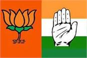 challenge of congress to overcome the conflict between old workers and bjp