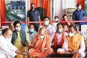 deputy cm s taunt  ayodhya did not go for fear of being