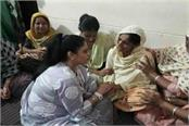 manisha gulati came forward to help the victims of cheating