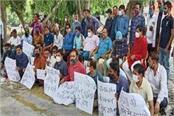 prayagraj media persons mobilized against it raids