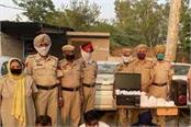 6 arrested with fake currency