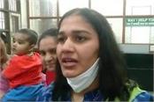 babita phogat reached program despite the protest of farmers