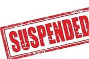 2 policemen suspended for misbehaving with mlas