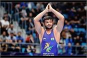 deepak poonia lost in the semifinals now fight for bronze