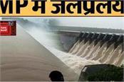 photos of waterlogging due to rain in madhya pradesh
