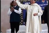 mayawati targets bjp in brahmin convention