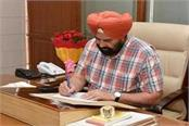 sukh sarkaria swung into action as soon as he got the department