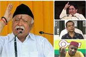 opposition reacts sharply to rss chief bhagwat s statement