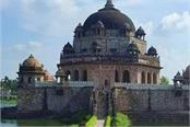 increased importance of sasaram from the point of view of tourism