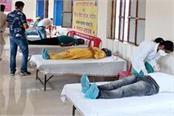 shiv seva sadan parour organized blood donation camp