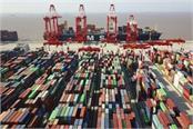 अमेरिका में भारी शुल्क के बावजूद सितंबर में चीन का व्यापार अधिशेष बढ़ा