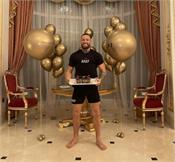 connor mcgregor becomes world s most expensive athlete cut cake