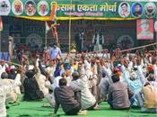 farmers protest in delhi 6 month