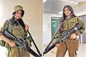 two gujarati daughters are serving in the israeli army