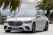new mercedes s class india launch by late june 2021