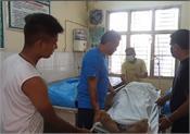 hoshiarpur chabewal police station asi rajvir singh shot killed