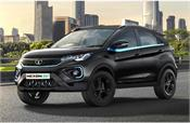 tata nexon ev dark edition expected in coming months
