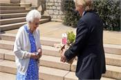 this is how queen philip  s memory will be combined with queen elizabeth