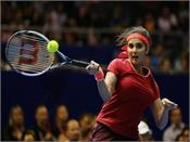 tokyo olympics  sania  ankita defeat in first round of women  s doubles
