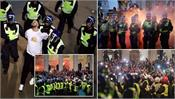 45 arrested for clash during euro 2020 final