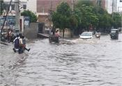 bathinda  rain  water