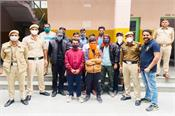 eleven people who went on kinner kailash yatra arrested
