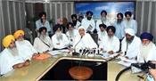 bibi jagir kaur shiromani committee important decisions