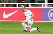 uk women soccer team  tokyo olympics  black lives matter  support