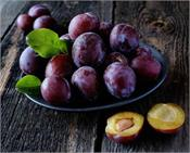 strengthens bones and relieves constipation   plum
