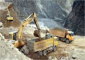 ravi river illegal mining administration sujanpur