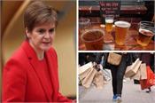 scotland  nicola sturgeon announces date to end corona sanctions