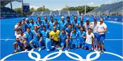 india won the bronze medal