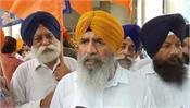 shiromani akali dal bahujan samaj party workers protest