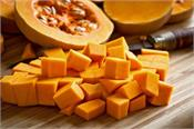 healthy pumpkin is present in the treatment of many diseases
