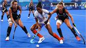tokyo olympic  indian women lose semifinal 1 2 to argentina