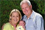 doctors said there would be no   baby   but luck helped  couple house echoed