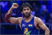 bajrang punia the biggest hope of gold will enter dangal tomorrow