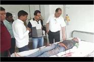 kannauj rampage on buses flattened by uncontrolled dozens injured
