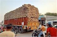 running overloaded vehicles  roads problem people punjab news