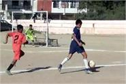 shimla winner in under 13 football competition