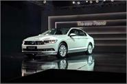 volkswagen passat connect edition launched in india