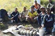 21 inferno found at kedarnath route