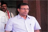 goa chief minister discusses fast vishwajit rane may be the new cm of the state